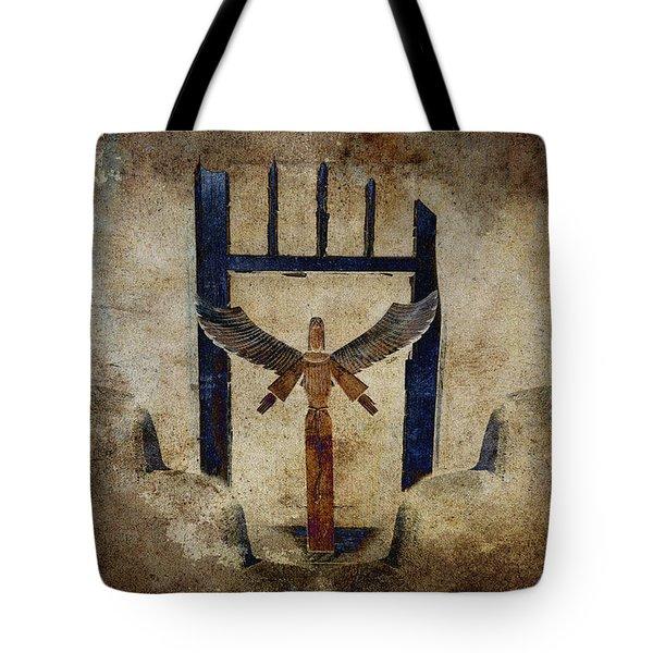 Santo Tote Bag