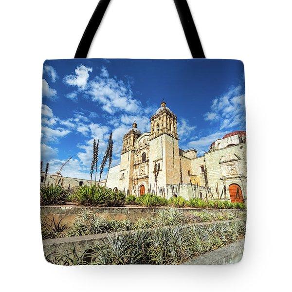 Santo Domingo Church Wide Angle Tote Bag