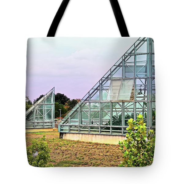 Saolariums At San Antonio Botanical Gardens Tote Bag