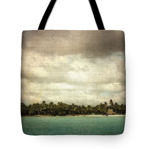 Saona Island , Santo Domingo Tote Bag