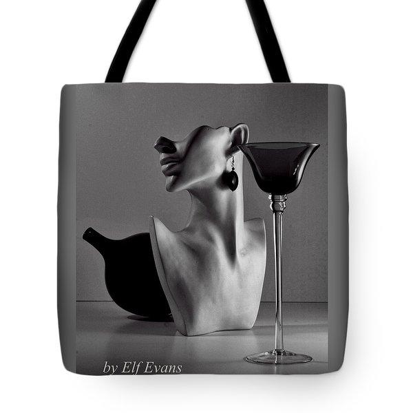 Shape Shifting II Tote Bag