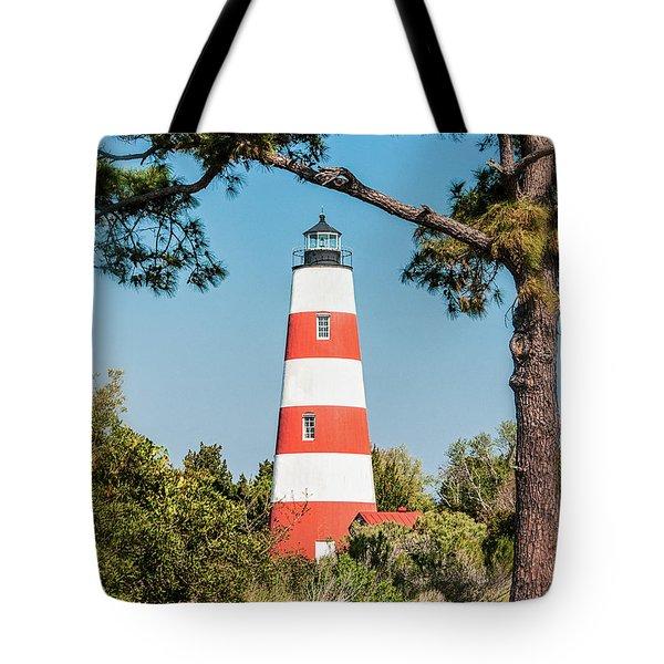 Sapelo Light Tote Bag