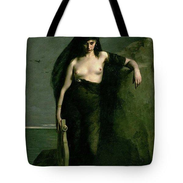 Sappho Tote Bag