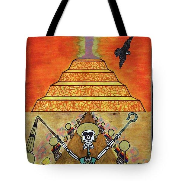 Saqqara Under Cooonstructiooon Tote Bag