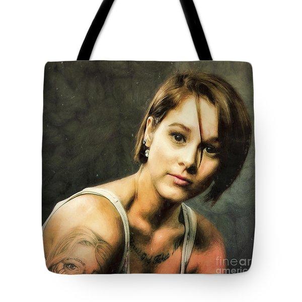 Sara  ... Tote Bag
