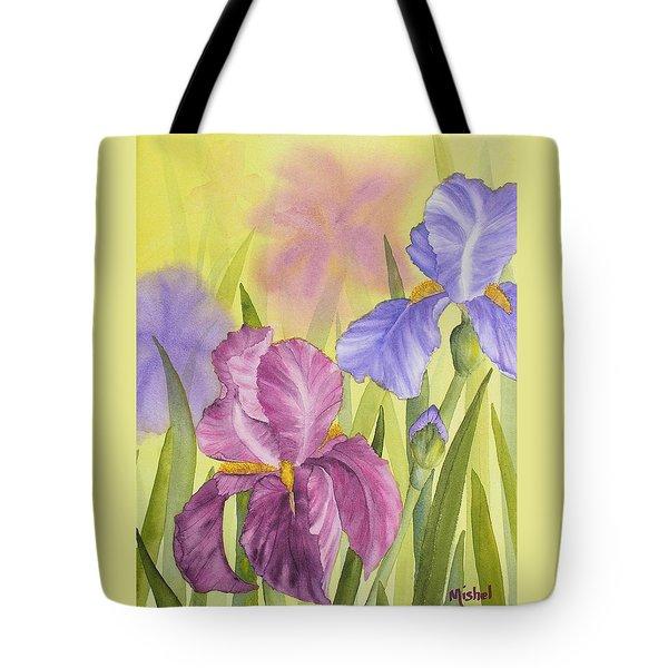 Sara's Garden Tote Bag