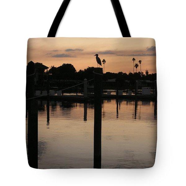Sarasota Sunset1 Tote Bag