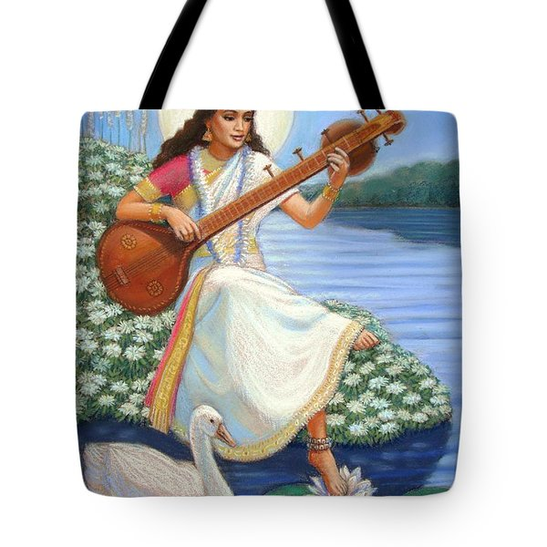 Sarasvati Tote Bag