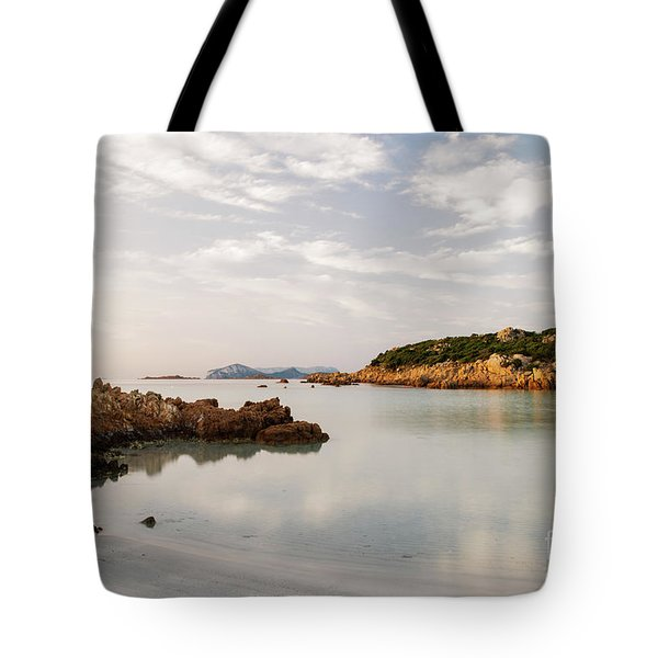 Sardinian Coast I Tote Bag by Yuri Santin