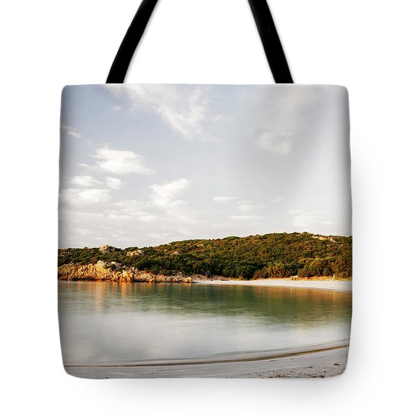 Tote Bag featuring the photograph Sardinian View by Yuri Santin