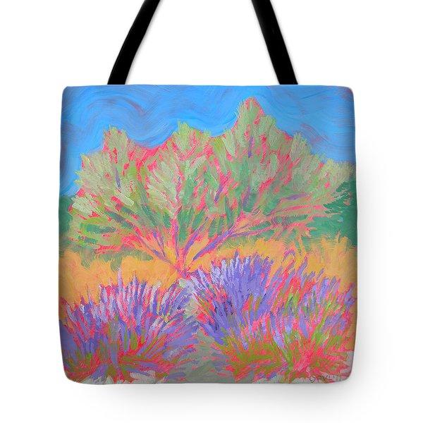 Sarris' Garden 1 Tote Bag