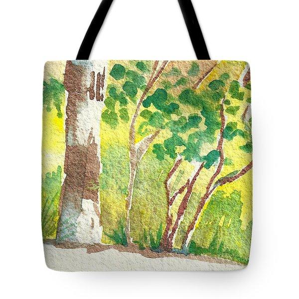 Sarris' Garden 4 Tote Bag