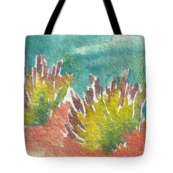 Sarris' Garden 5 Tote Bag