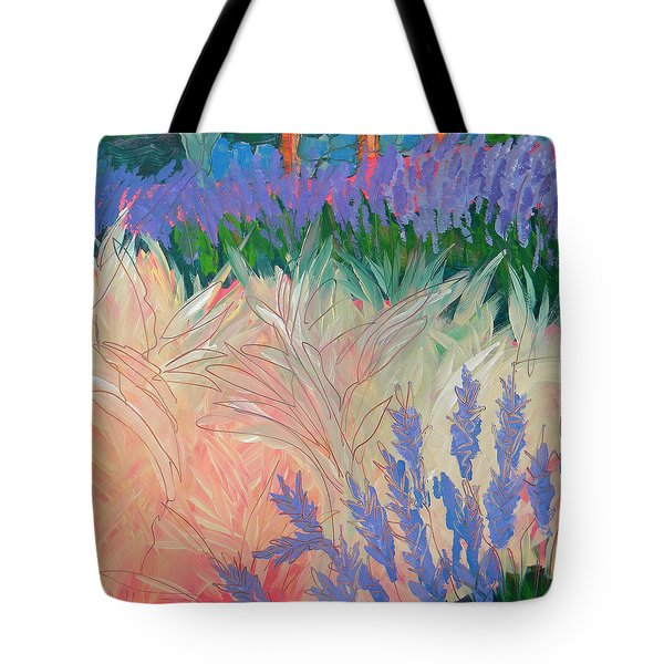 Sarris' Garden 7 Tote Bag