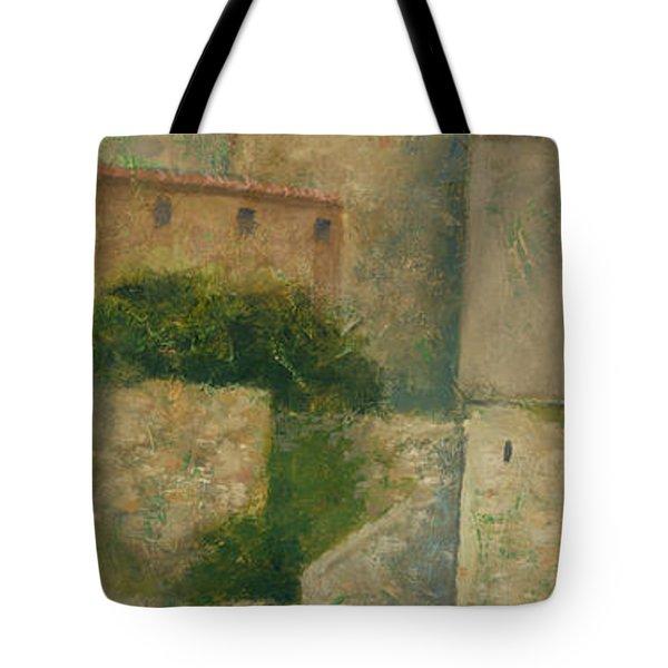 Sartene Corsica Tote Bag