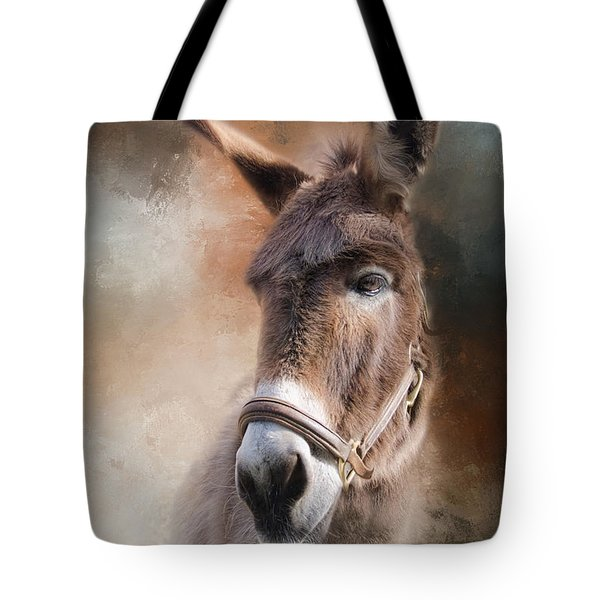 Tote Bag featuring the photograph  Lil Sassafrass by Robin-Lee Vieira