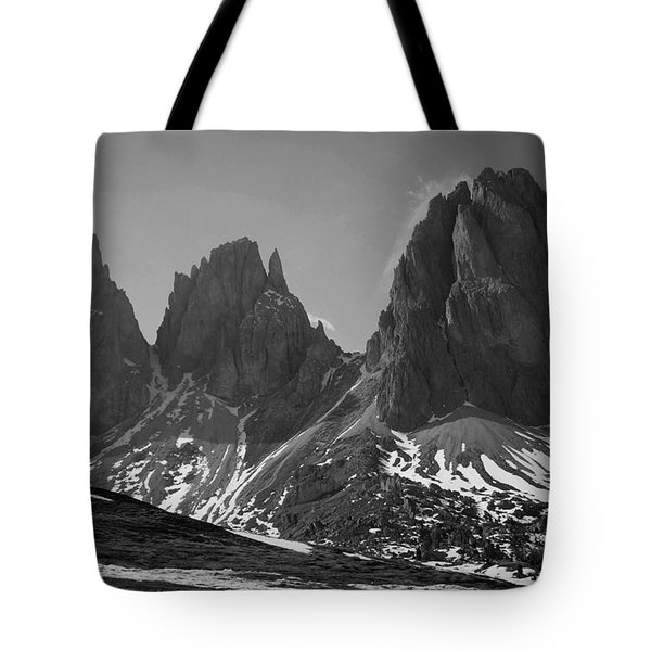 Sasso Lungo Tote Bag by Juergen Weiss