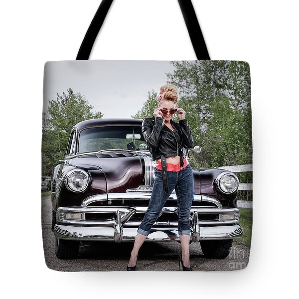 Tote Bag featuring the photograph Sassy by Brad Allen Fine Art