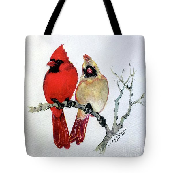 Sassy Pair Tote Bag