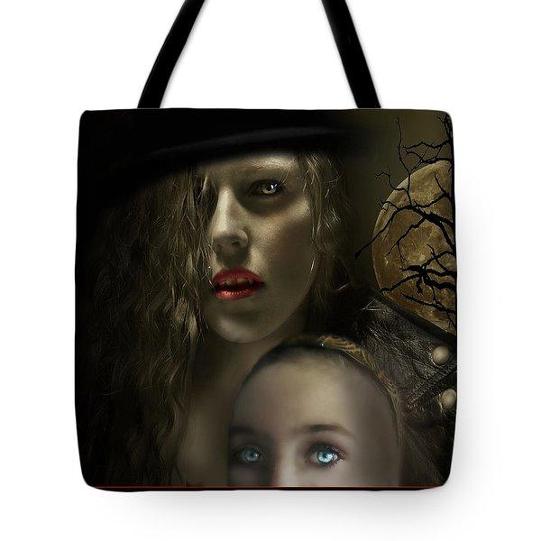 Satiated Tote Bag