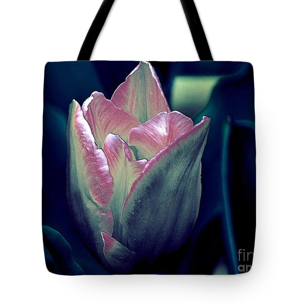Tote Bag featuring the photograph Satin by Elfriede Fulda