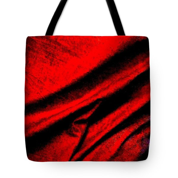 Satin Sheets Tote Bag