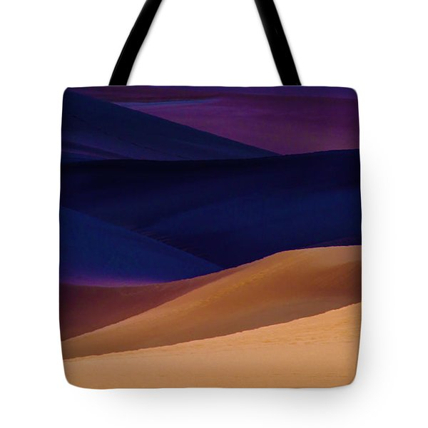Saturation Tote Bag