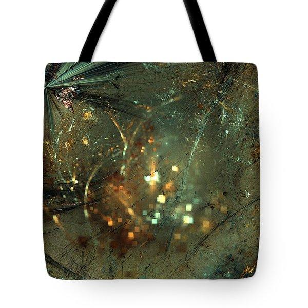 Saturation Tote Bag