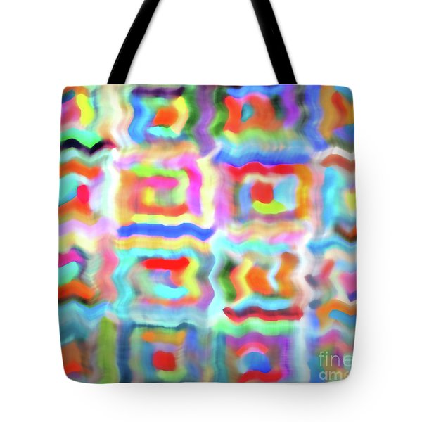 Saturday Quilting Muse Tote Bag by Gwyn Newcombe