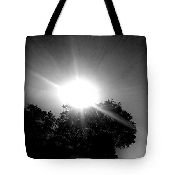 Saturday Sunshine On A Charleston Morning Tote Bag