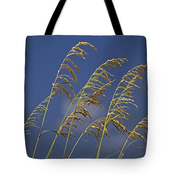 Tote Bag featuring the photograph Saturday Sway by Michiale Schneider