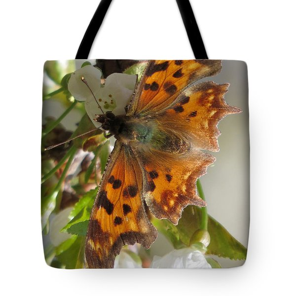 Satyr Comma Tote Bag