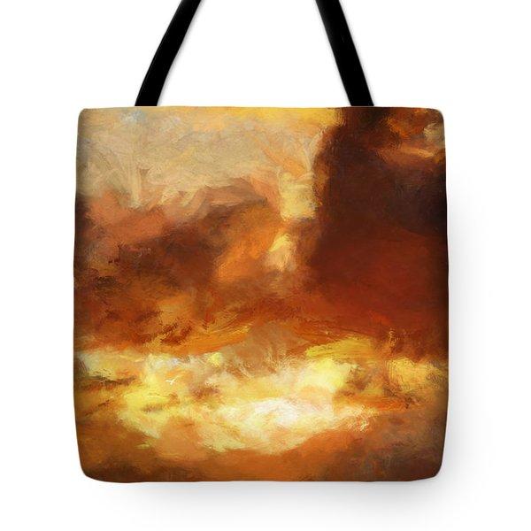 Saulriets Tote Bag