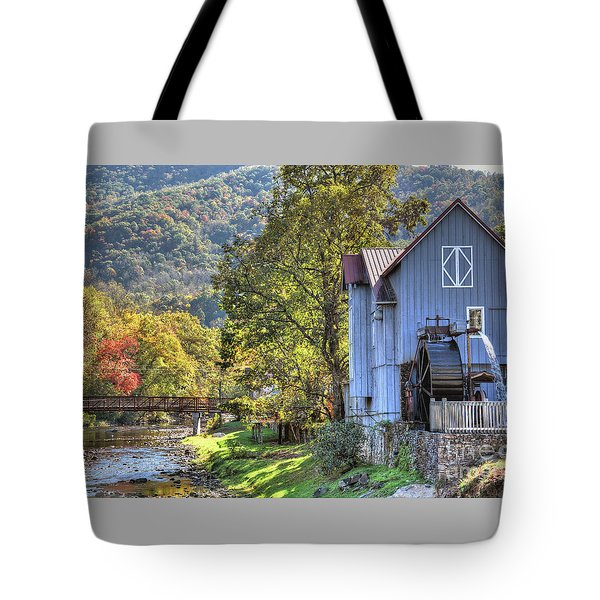 Saunooke Mill Tote Bag