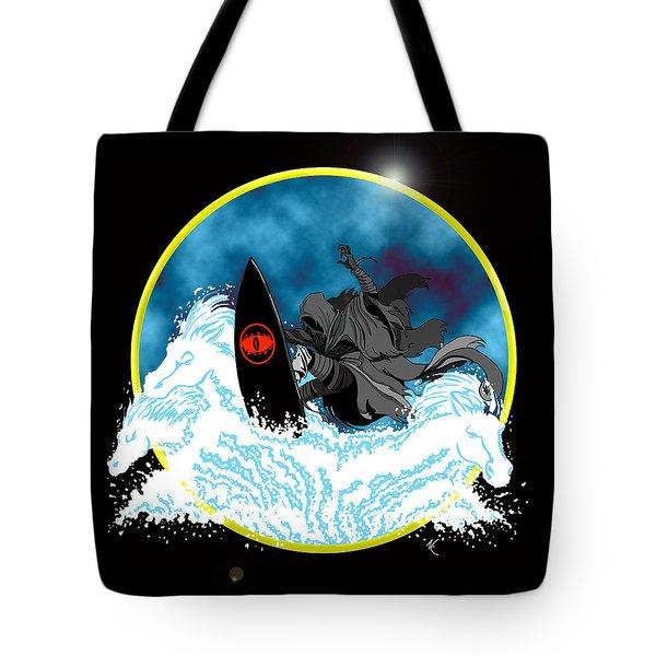 Sauron Jon Tote Bag