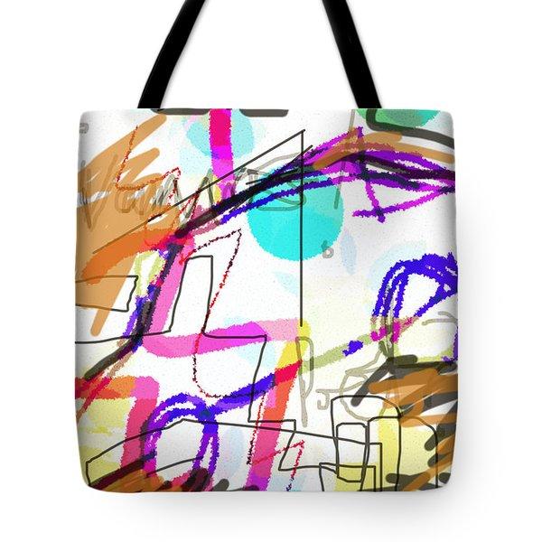 Savage Detectives Poster Bolano Tote Bag