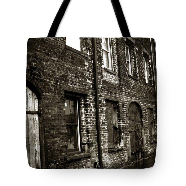 Savanna Tote Bag by Marcin and Dawid Witukiewicz