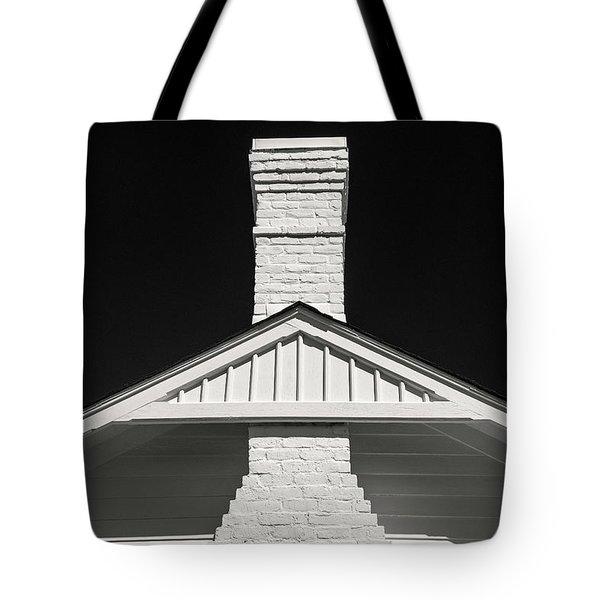 Savannah Chimney Tote Bag