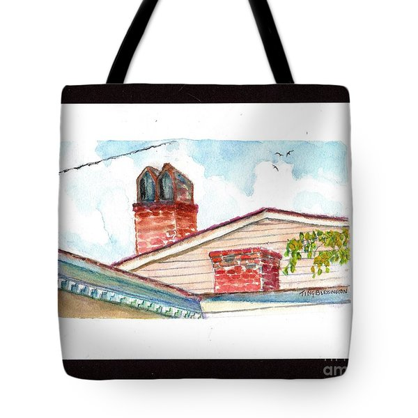 Savannah Snapshots Tote Bag