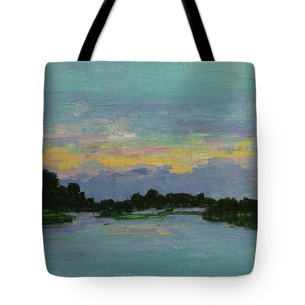 Savannah Sunrise Tote Bag