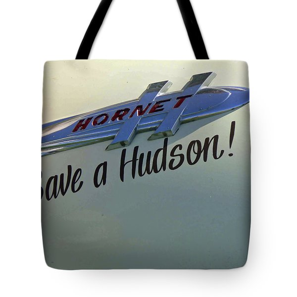 Save A Hudson Tote Bag