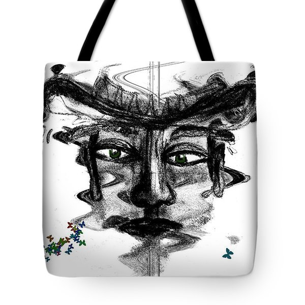 Save Me  Tote Bag by Sladjana Lazarevic