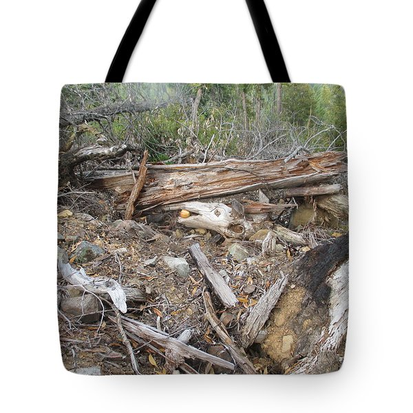 Save The Last Bite For Me Tote Bag