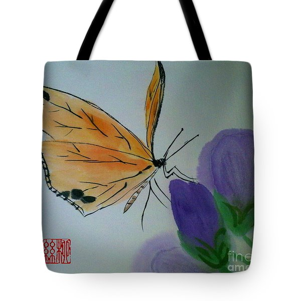 Save The Monarchs Tote Bag