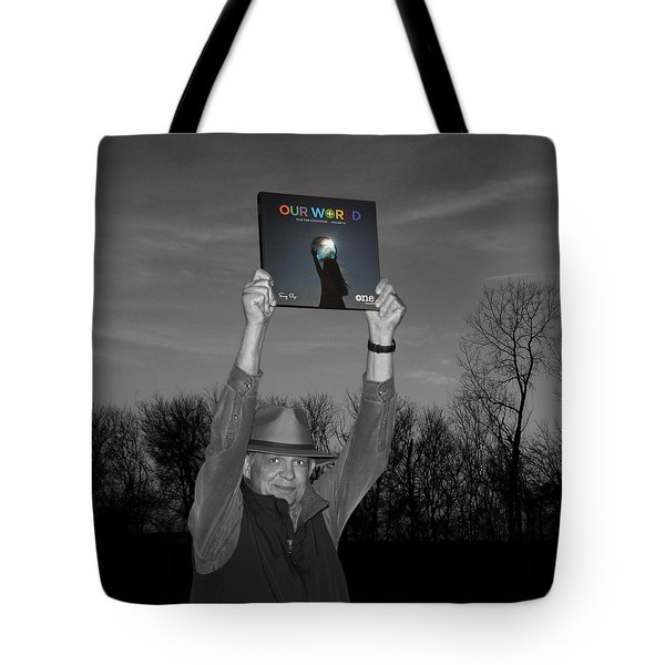 Saving Eliza Tote Bag by Don Spenner