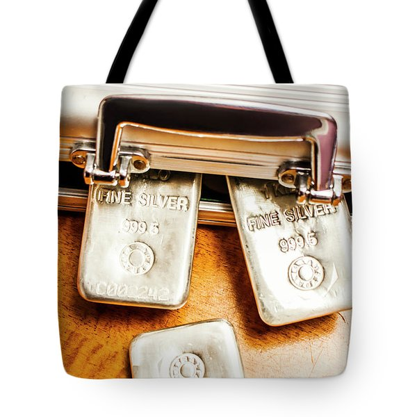 Saving For A Fiat Rainy Day Tote Bag