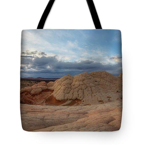 Savor The Solitude Tote Bag by Dustin LeFevre