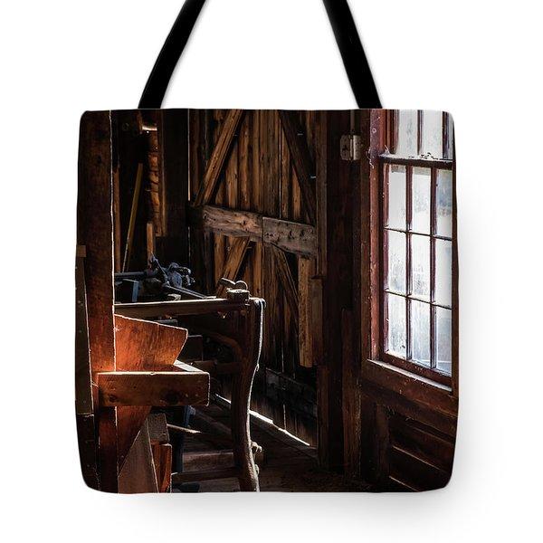 Batsto Saw Mill Tote Bag