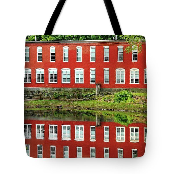 Sawyer Mill Reflection Tote Bag