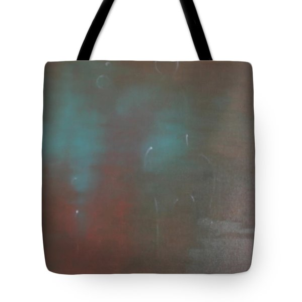 Say Nothing At All Tote Bag by Min Zou